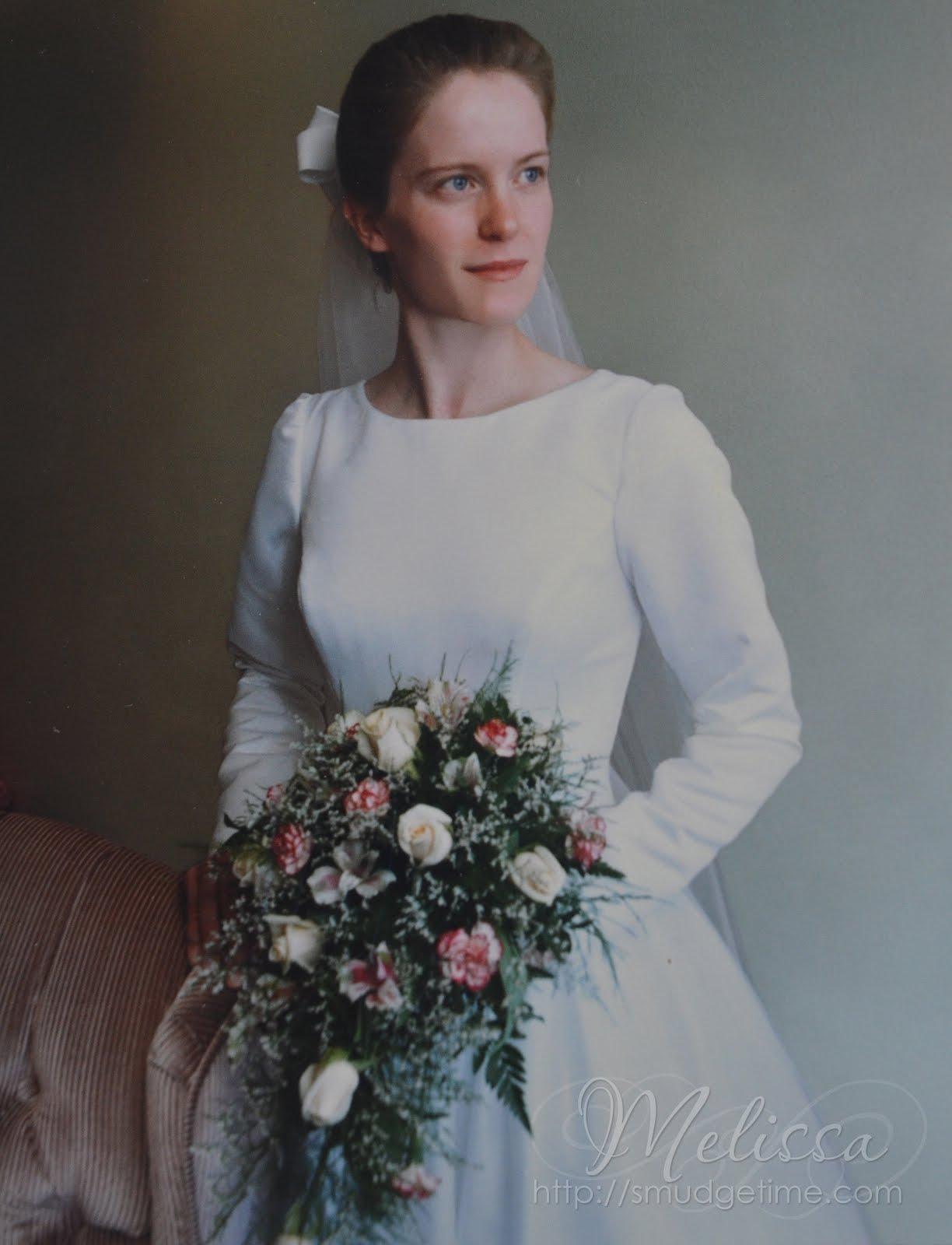 Darnell and deidre wedding dress